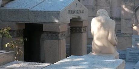 Free Tour Cementerio Civil  entradas