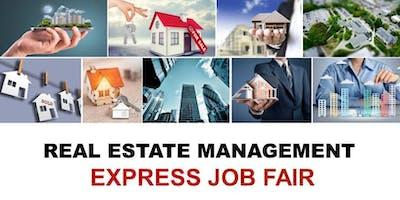 Toronto Real Estate Job Fair - January 23rd, 2019