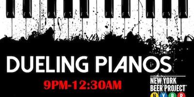 Dueling Pianos at NYBP