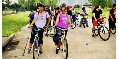"""""""H-Town Mix by Signature Events"""" Bike Tour"""