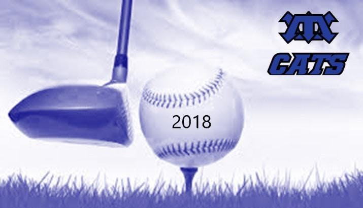 2018 Mesquite Wildcats Baseball Golf Tournament