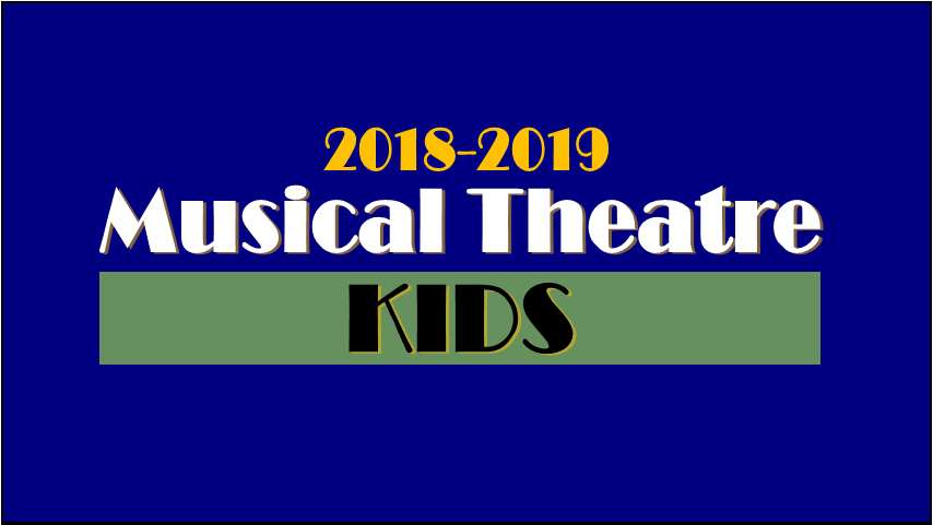Musical Theatre KIDS Monthly Tuition