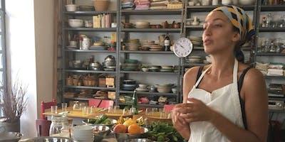 Cucina Romana Cooking Class with Arianna Pasquini