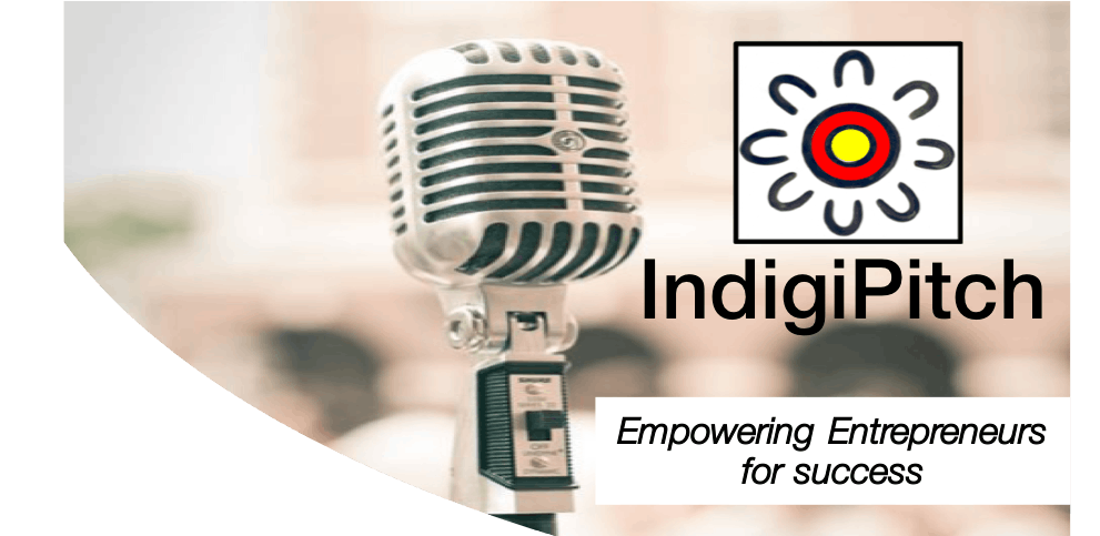 IndigiPitch - Indigenous Pitch Weekend - Develop your story