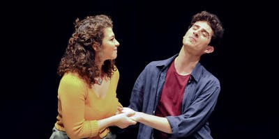 INCIDENTI: metodologie per un incontro scenico - WORKSHOP DI TEATRO con Michele Puleio