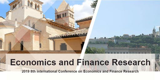 2019 8th International Conference on Economics and Finance Research (ICEFR 2019)