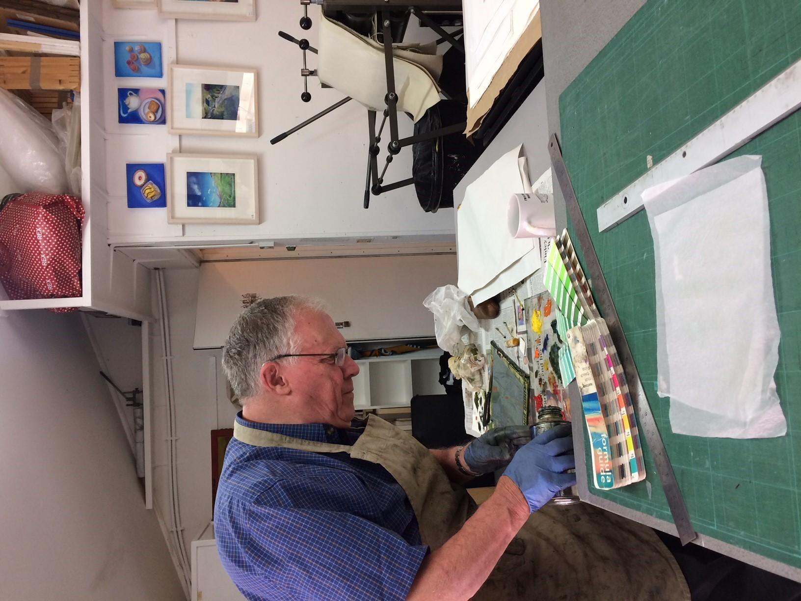 Beginners Printmaking Workshop