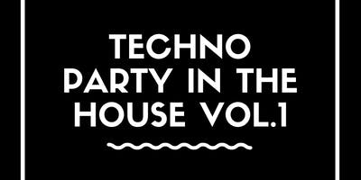 Techno Party in the House VOL.1 by Olympus