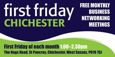 First Friday Chichester