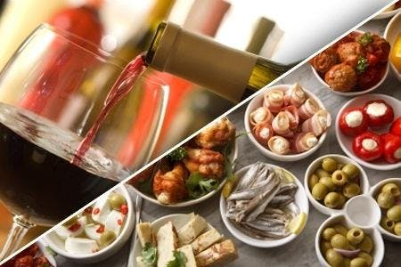 Marbella Wine & Tapas Tour in Beautiful Old T