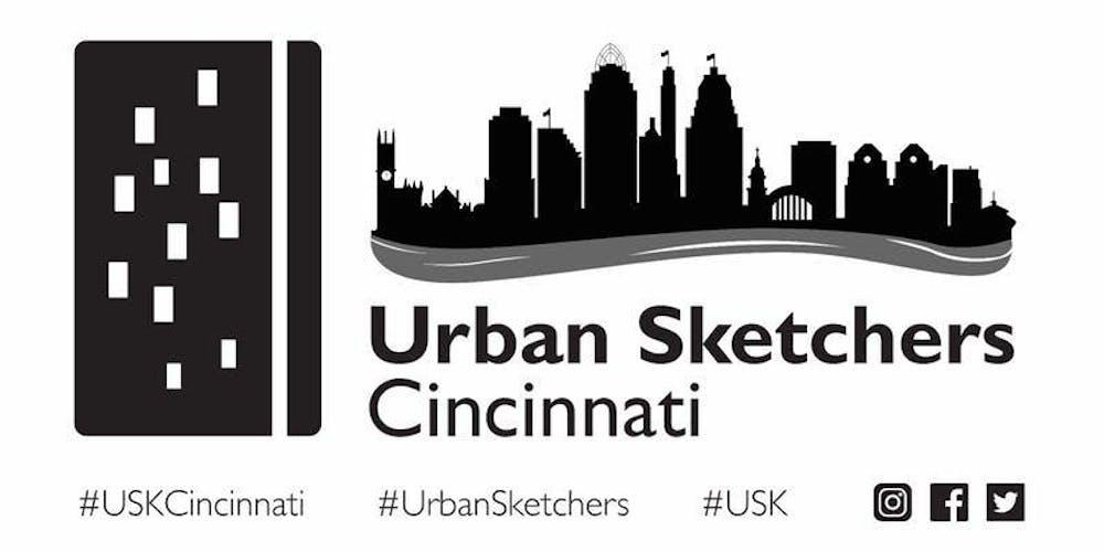Urban Sketching Workshop @ Plaza Art Kenwood (January) Tickets, Fri ...