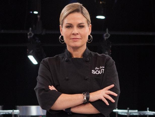 Storytime with Cat Cora