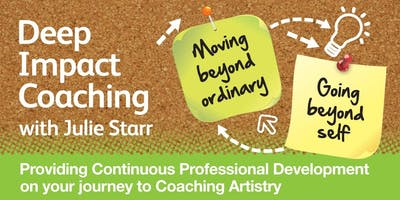 Deep Impact Coaching with Julie Starr