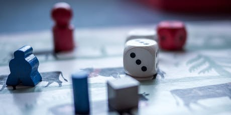 Board games evening tickets