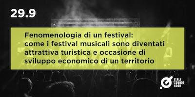 PIERFRANCESCO PACODA/ Fenomenologia di un festival