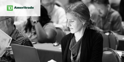 TD Ameritrade presents Investing Fundamentals Workshop - Salt Lake City