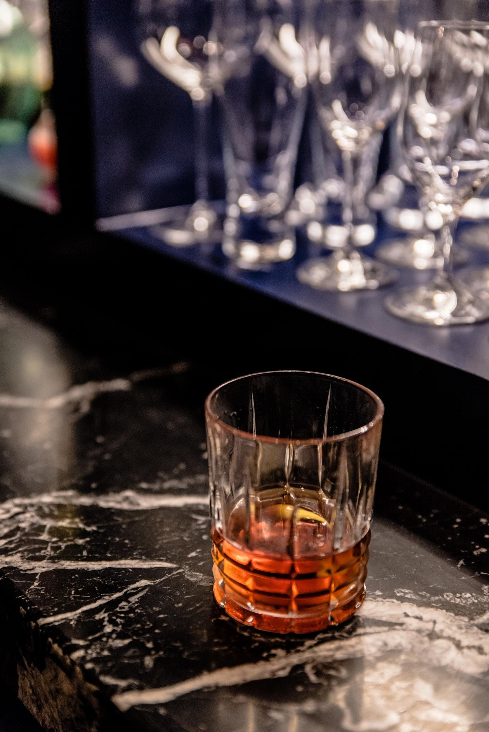 Craft your own Old Fashioned Cocktail Class