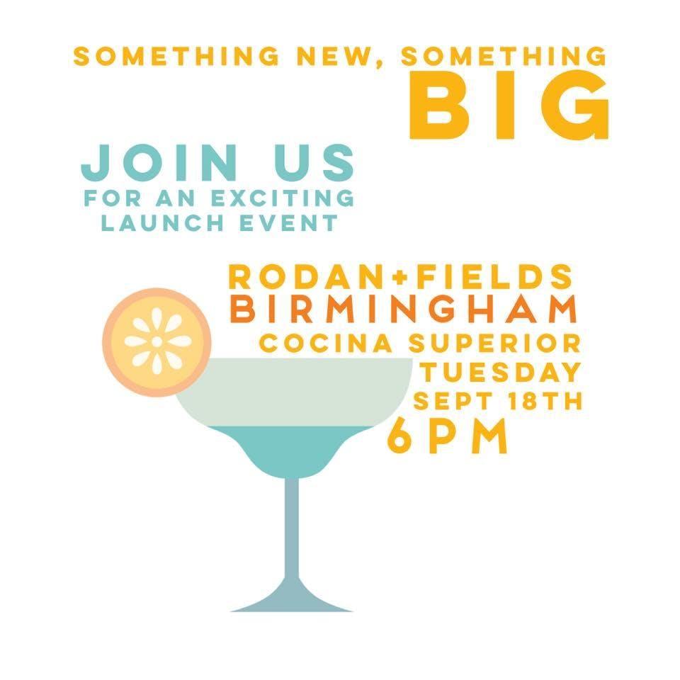 Rodan+Fields New Product Reveal - Birmingham