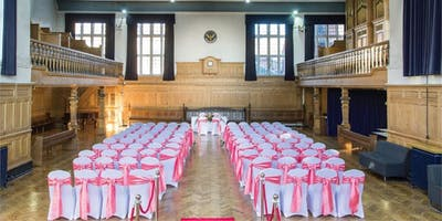 Bedford wedding show - The Grand Hall, Bedford