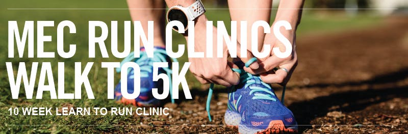 MEC Vancouver: Walk to 5K Clinic