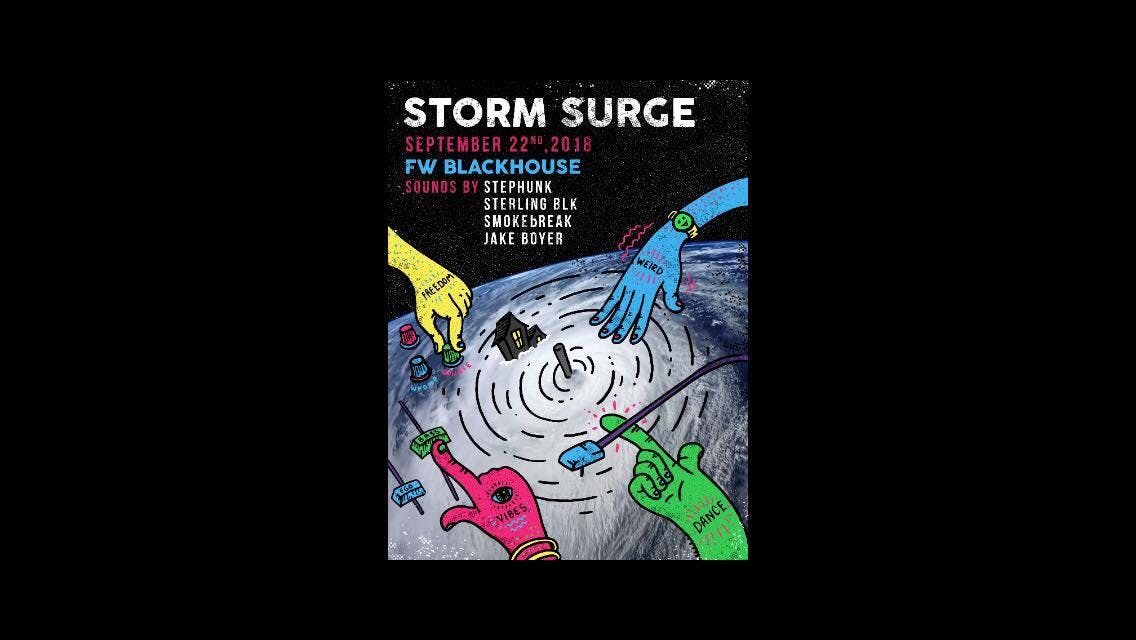 Underwater Productions- Storm Surge