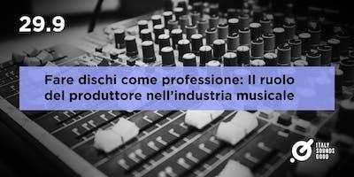 LUCA DE GENNARO & TOMMASO COLLIVA/ Fare dischi come professione
