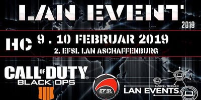 EFSL Call of Duty Bo4 Harcore Event by Marcel Trissler LAN Events
