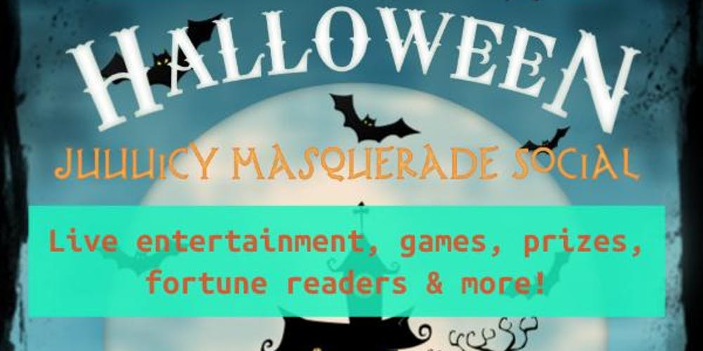 Halloween Masquerade Party (18+)