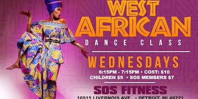 Beginners - West African Dance