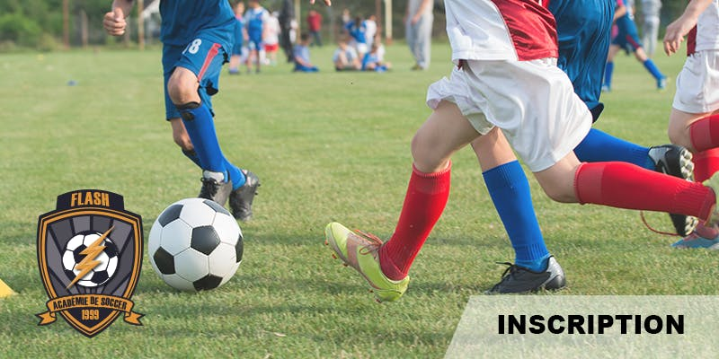 Inscription (Soccer) - Saison d'Hiver 2018-20