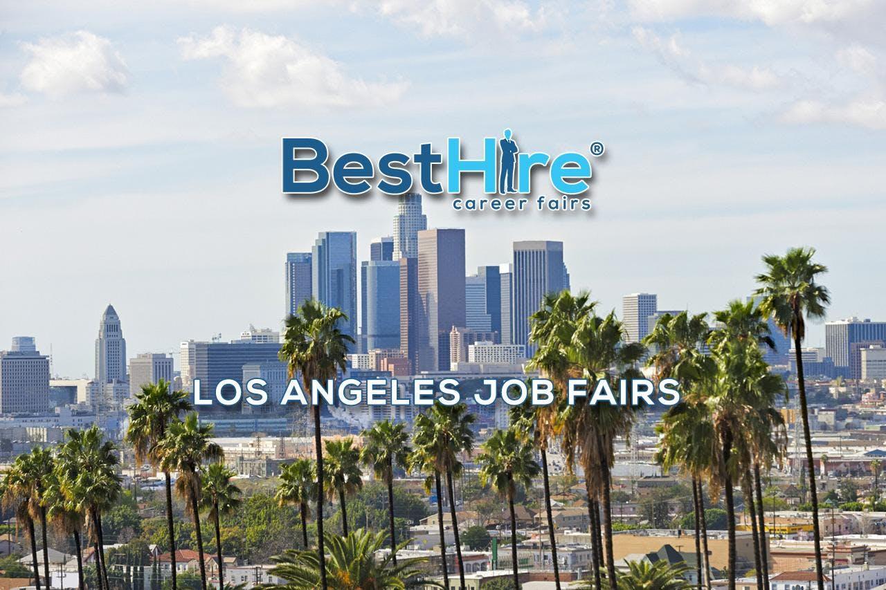 Los Angeles Job Fair July 18, 2019 - Hiring Events & Career Fairs in Los Angeles, CA