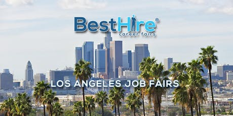 Los Angeles Job Fair July 18, 2019 - Hiring Events & Career Fairs in Los Angeles, CA  tickets