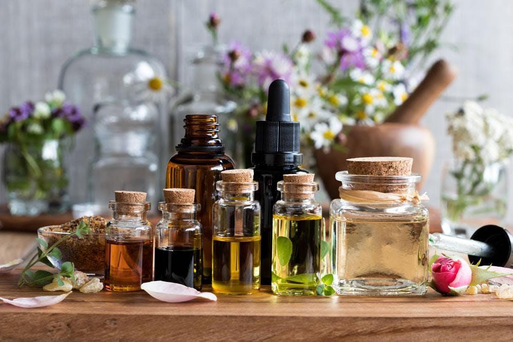 Essential Oils Night at The Reveler
