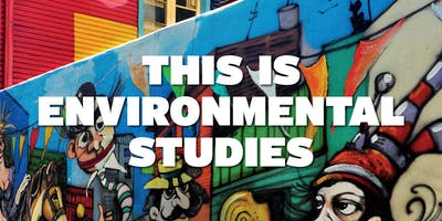 ENVS 2200: Urban and Regional Environments - YES! for a Day