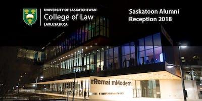 College of Law Alumni Reception - Saskatoon