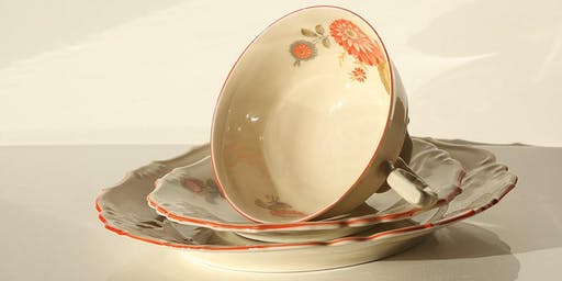 Porcelain Painting Open Studio (On-going)