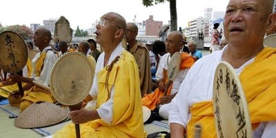 USUI REIKI KOTODAMA & BUDDHIST CHANTS WORKSHOP