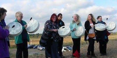 Reiki Drum Practitioner Training