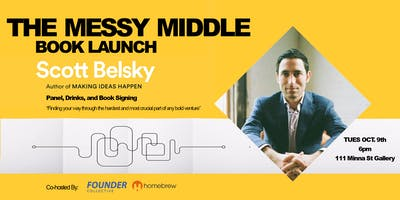 The Messy Middle Book Launch ft. Scott Belsky
