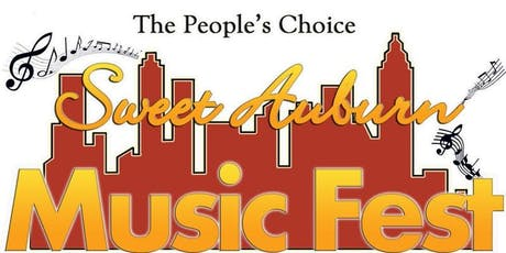 Sweet Auburn Music Fest 2019 tickets
