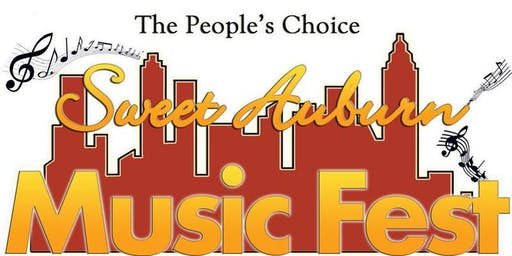 Sweet Auburn Music Fest 2019