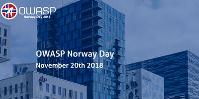 OWASP Norway Day 2018