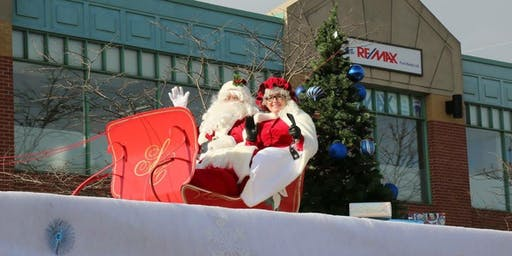 2019 Whitby Santa Claus Parade Registration