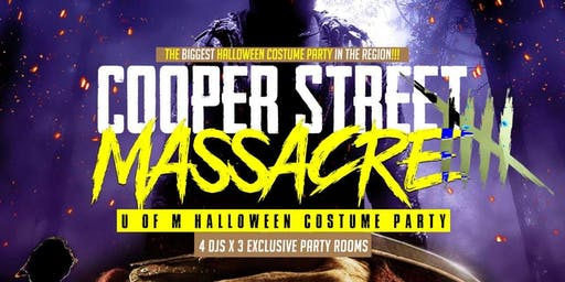 the cooper street massacre halloween costume party hosted by youngikediddy x memphisques x