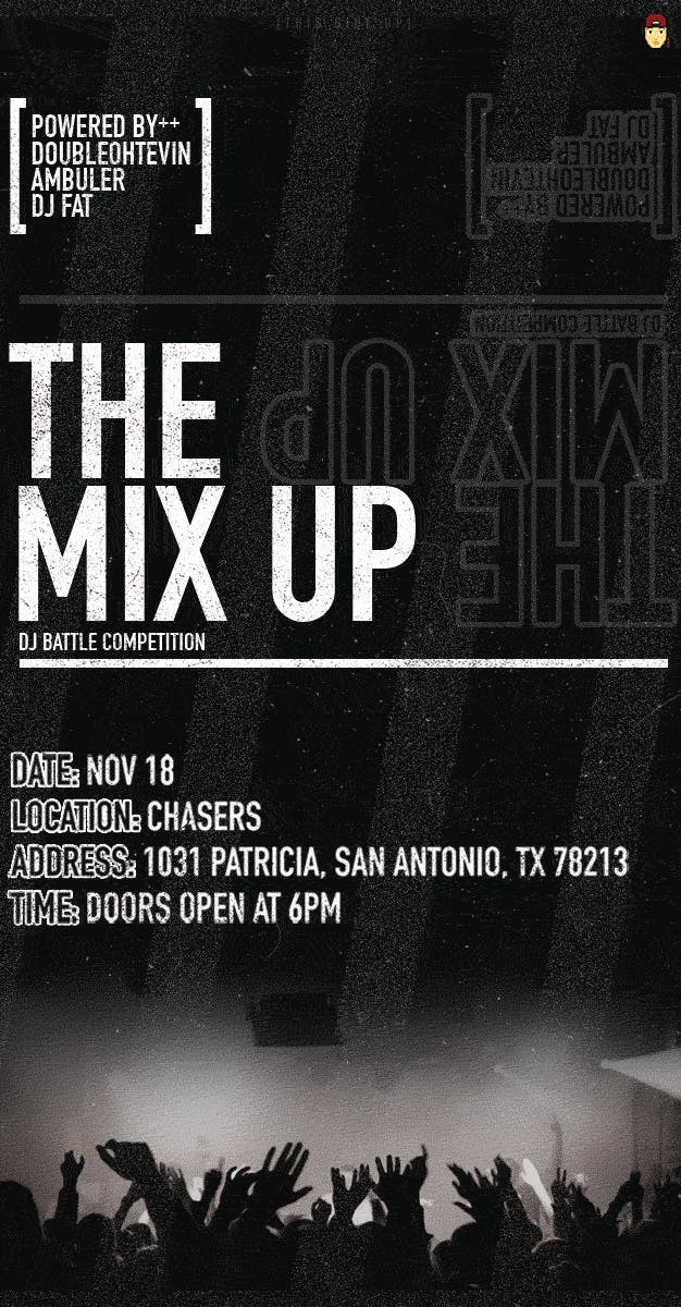 THE MIX UP: DJ BATTLE
