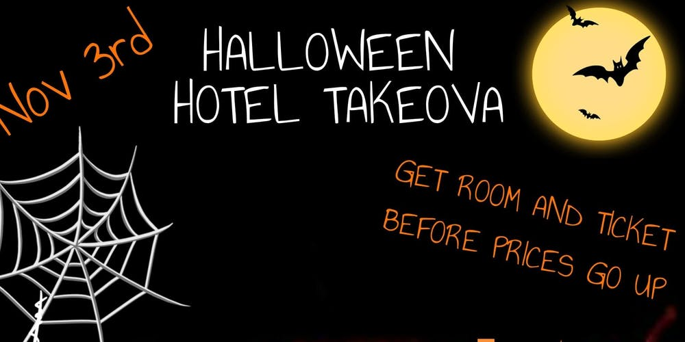 super heros villain halloween hotel takeover tickets sat nov 3 2018 at 900 pm eventbrite