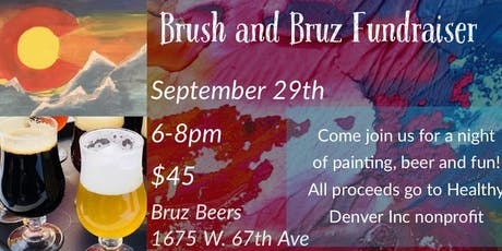 Brush and Bruz tickets