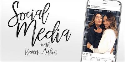Social Media Workshop with Karen Aubin
