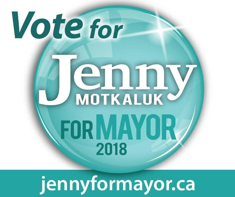 Jenny for Mayor Rally - FREE