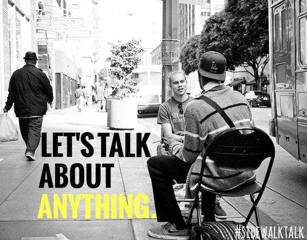 Sidewalk Talk Perth